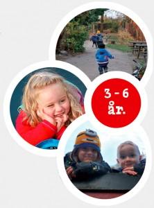 Børnehuset Rosenlunds hjemmeside